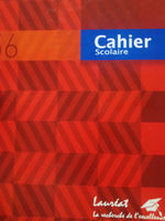 cahier scolaire - Product