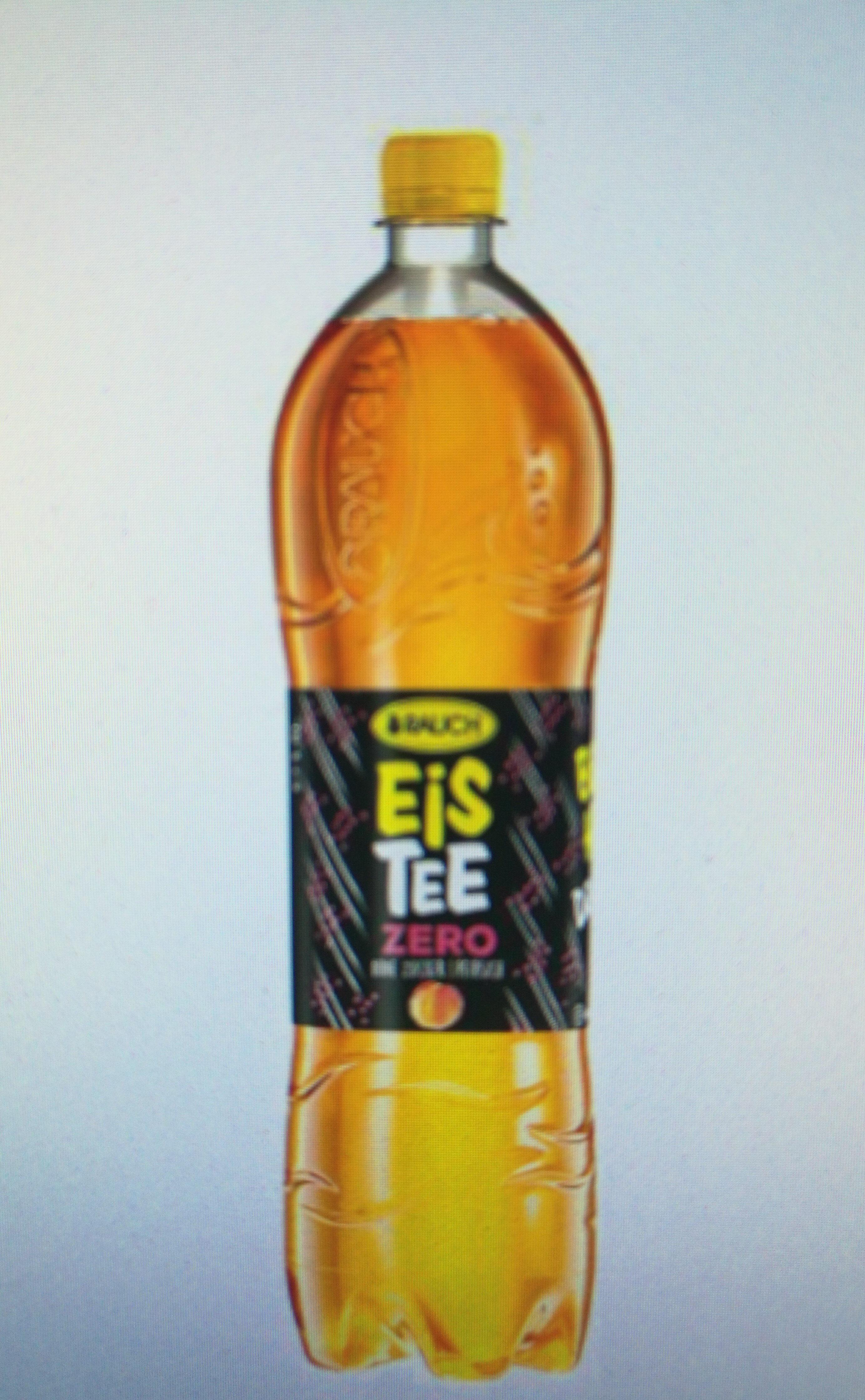 Eistee Pfirsich Zero - Product