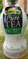 Pure Tea - Bio grüner Tee - Product