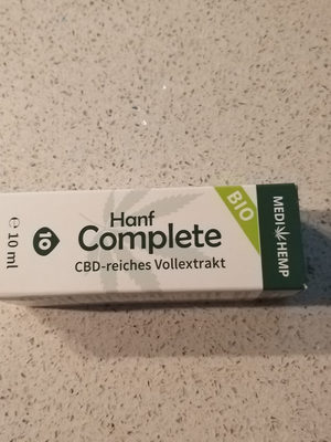 habe komplette ncs Reiches voll extrakt - Product