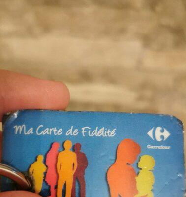 Carte de fidélité - Product - fr
