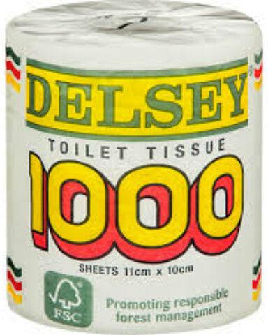 toilet tissue 1000s - Product - en