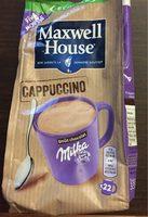Cappuccino Milka - Product