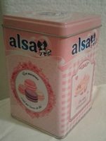 Assortiment de sucres vanillés et de levure Alsa - Produit