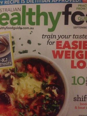 Healthy food guide - Product - en