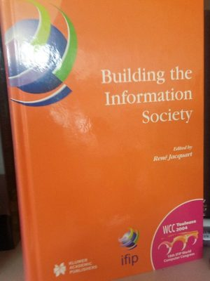 Building the information society - Product