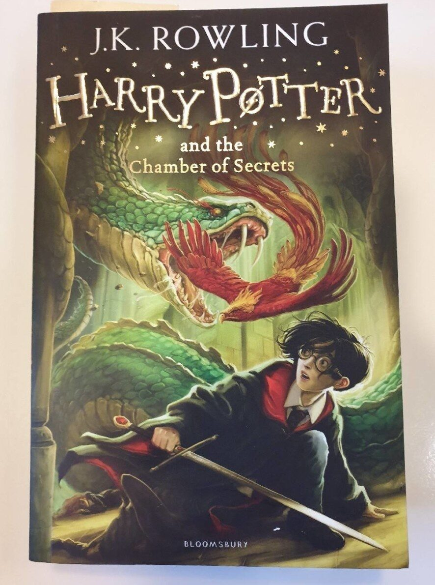Harry Potter And The Chamber Of Secrets By J. K. Rowling - Product - fr