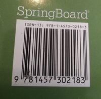 SpringBoard English Language Arts Grade 6 - Ingredients - en