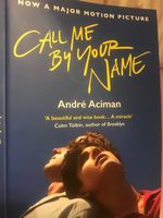 Call me by your name - Product