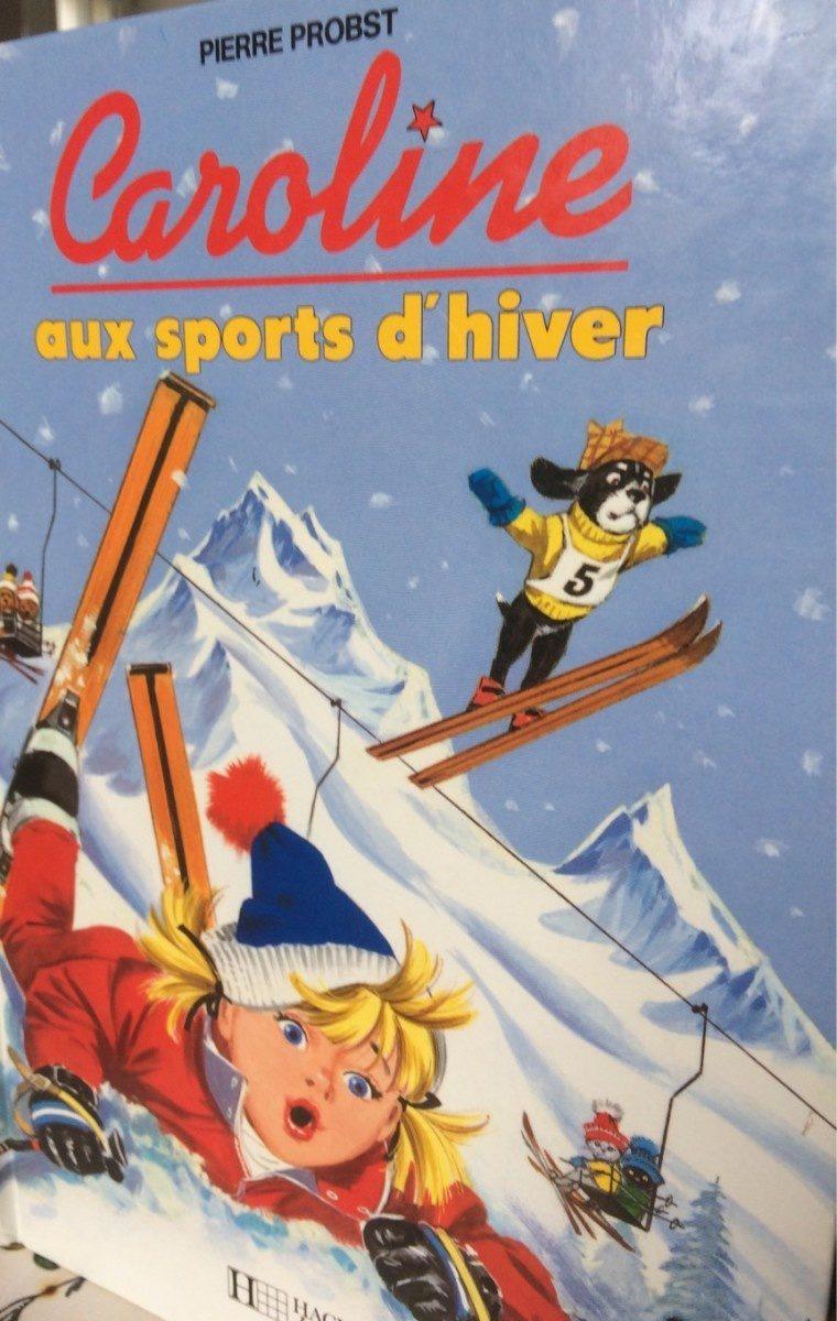 Caroline aux sports d'hiver - Product