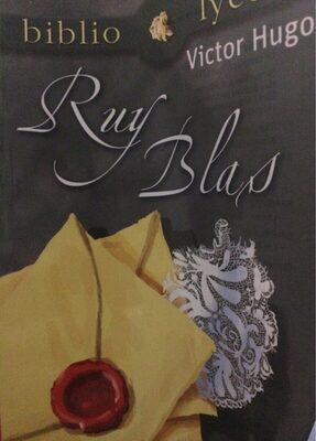 Ruy blas ( victor hugo) LIVRE - Produit