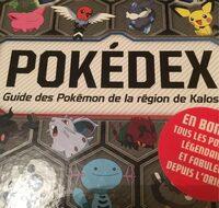 Pokédex de la région de Kalos Pokémon - Product