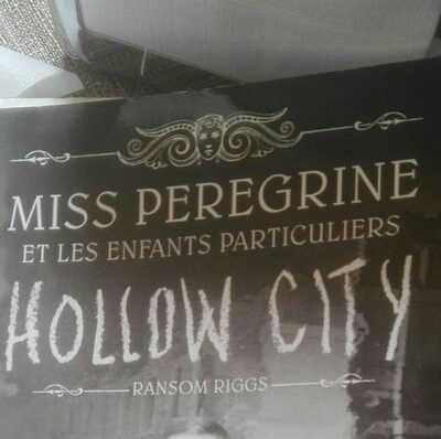 Miss peregrine et les enfants particulier - Product