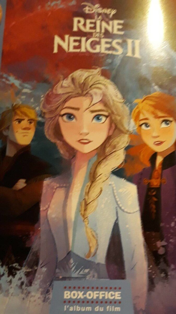 La reine des neiges II - Product - fr