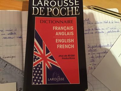 Dictionnaire - Product