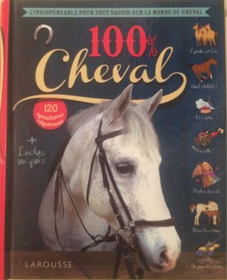100% cheval - Product