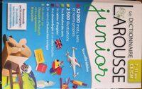 Dictionnaire Larousse junior - Product - fr