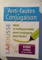 L'anti-fautes de conjugaison - Product - fr