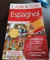 Dictionnaire Espagnol - Product