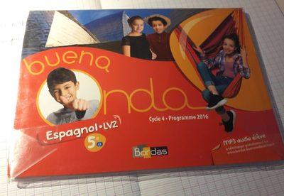 Livre d'espagnol - Product