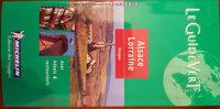 Guide Vert Alsace Lorraine Vosges - Product - fr