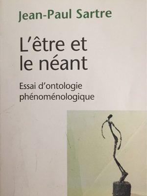 L'être et le Néant - Produit