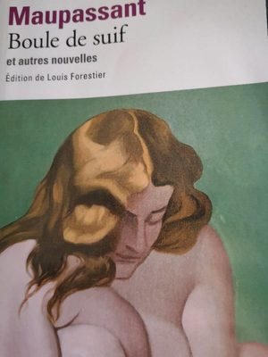 Boule De Suif, Guy De Maupassant - Produit