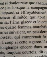 Boule De Suif, Guy De Maupassant - Ingrédients