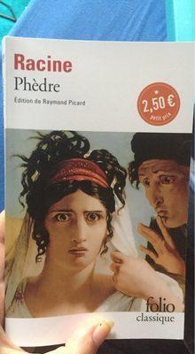 Phèdre, Racine - Product