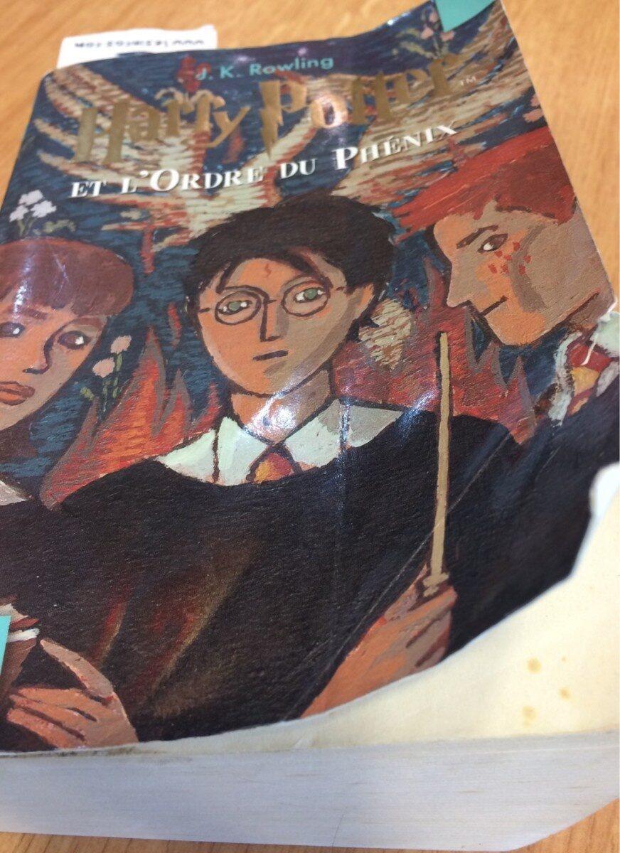 Harry Potter Et L'ordre Du Phenix, J. K. Rowling, ... - Product - fr