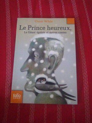 Le prince heureux - Édition Folio Junior - Produit - fr