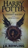 Harry Potter et l'enfant maudit - Product - fr