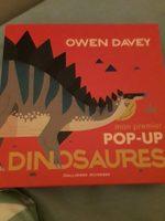 Pop-up dinosaure - Produit
