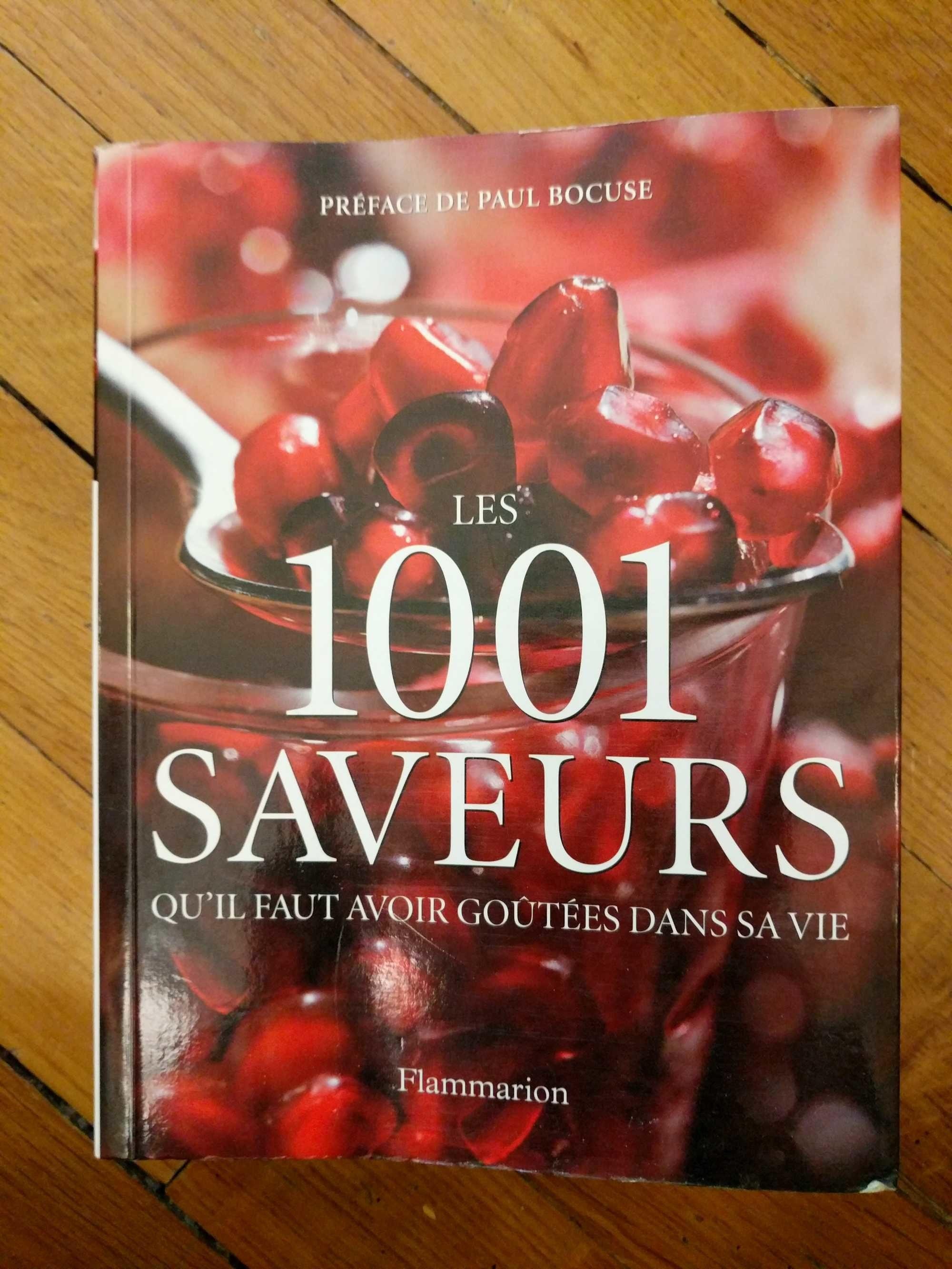 Les 1001 saveurs qu'il faut avoir goutées dans sa vie - Produit - fr