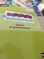 L'atelier mathématique - Produit - fr