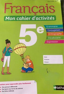 Francais - Product - fr