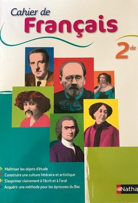 Livres français - Product