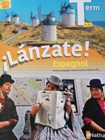 Livre d'espagnol - Product - fr