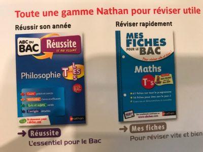 Maths ts - Ingredients - fr
