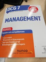 Management dcg 7 - Product - fr