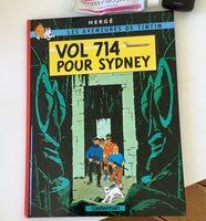 Les aventures de tintin :vol 714 pour sydey - Product - fr