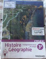 Histoire geo ennuie - Product