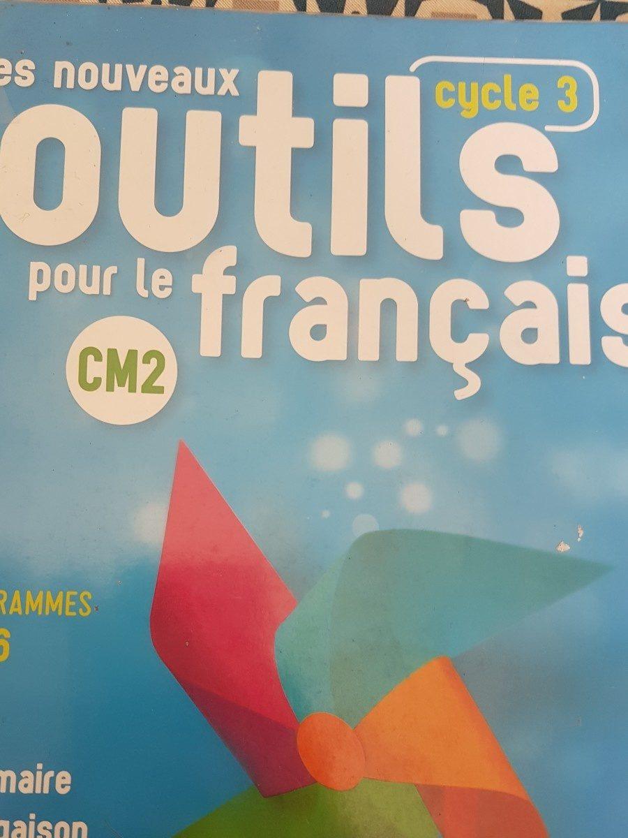 Les nouveaux outils pour le français - Ingredients