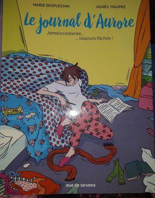 Le journal d'Aurore - Produit