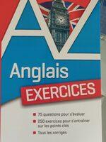 Anglais exercice - Produit - fr