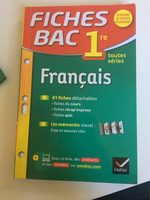 Fiches Bac 1e - Product - fr