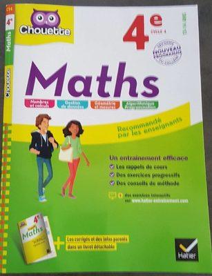 Maths 4e - Produit