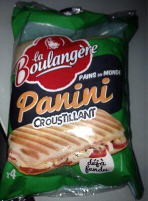 Panini - Produit