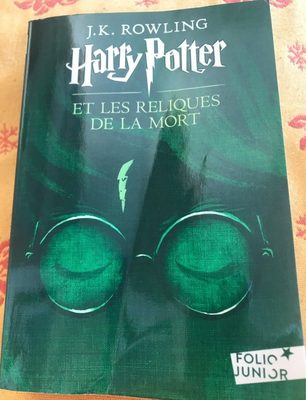 Harry Potter et les reliques de la mort - Produit
