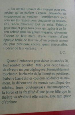 Les rêveurs - Ingredients - fr